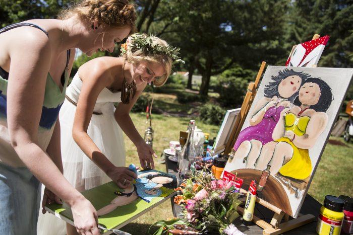 &bloemen bloemist bruidsboeket