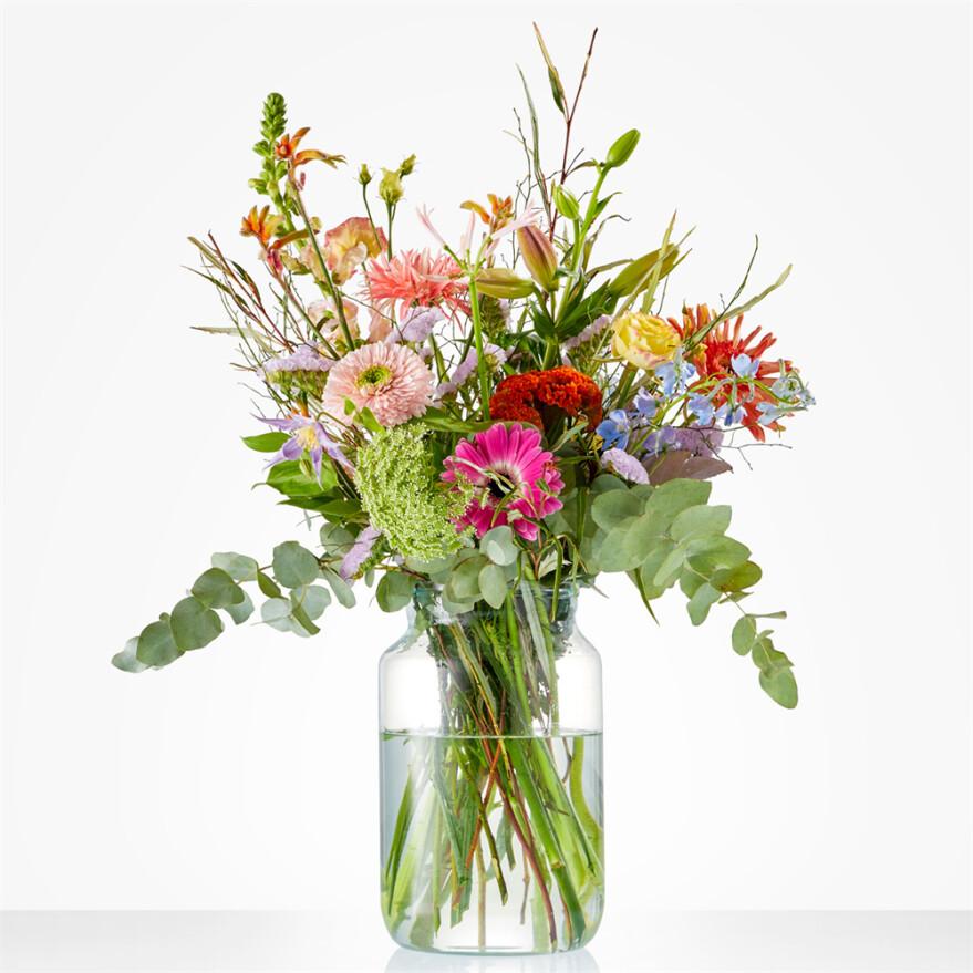 &bloemen plukboeket vanaf €19,95